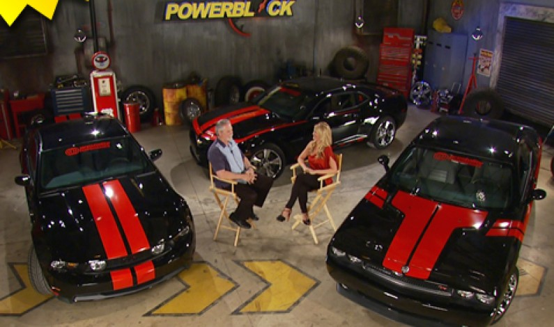 Prestolite Performance added 2011 Ford Mustang to Modern Muscle X campaign