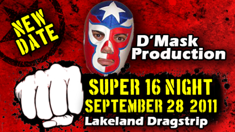 9/28/11 Super 16 Night @ Lakeland by D'Mask Production