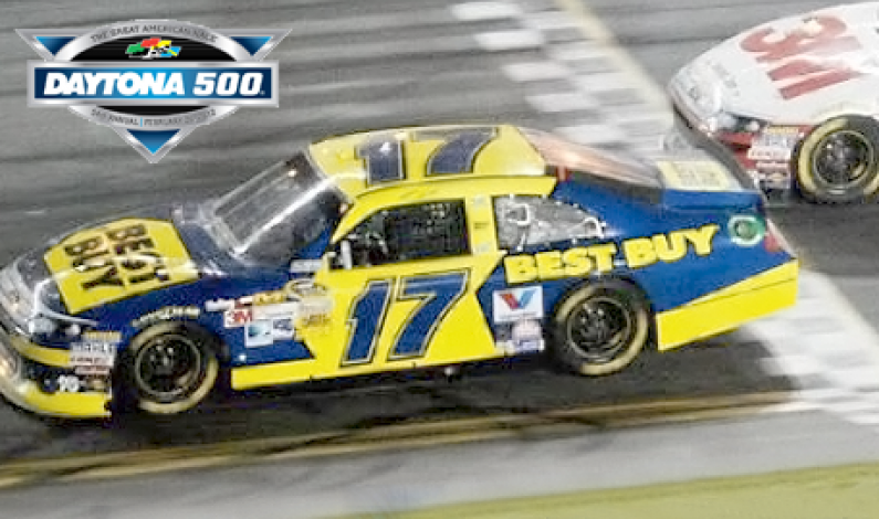 Matt Kenseth Captures Checkered Flag 54th Annual Daytona 500