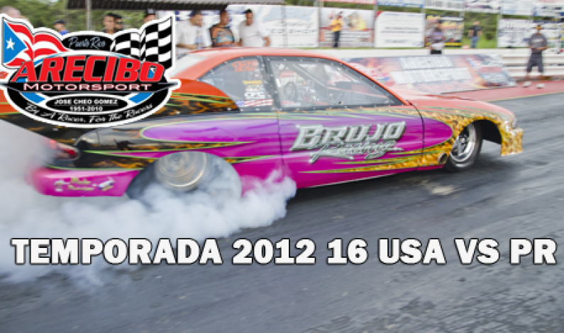 TEMPORADA 2012  JAN 29 @ ARECIBO