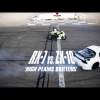 Motorcycle vs. Car Drift Battle – RX-7 vs ZX-10
