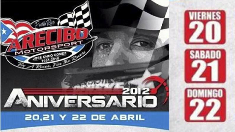 20-22 April Aniversario Arecibo Motorsports