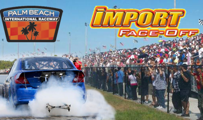 April 29th Import Face Off @ PBIR