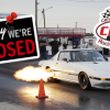 No More Drag Racing @ Orlando's CFRC