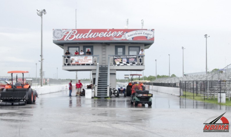 07/15/12 NDIMA Season Opener RainOut @ PBIR