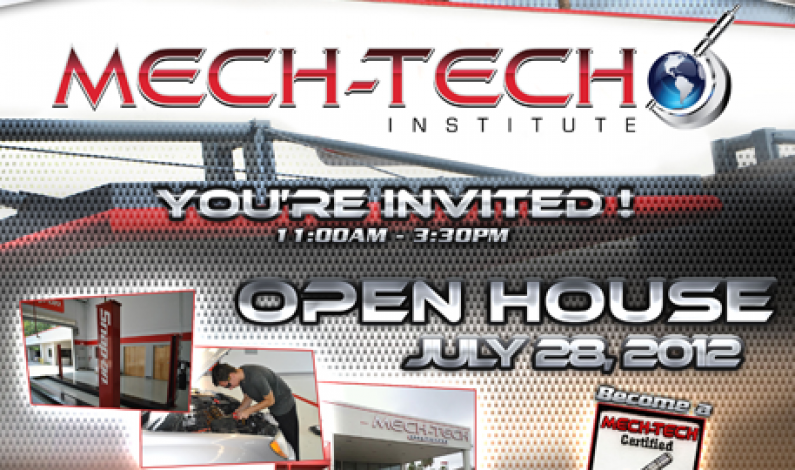 07/28/12 Radio Rpm Live Netcast from MechTech Institute Open House