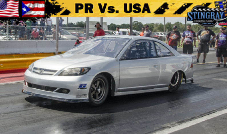 Day 2 PR Vs USA @ Stingray Dragstrip Lakeland