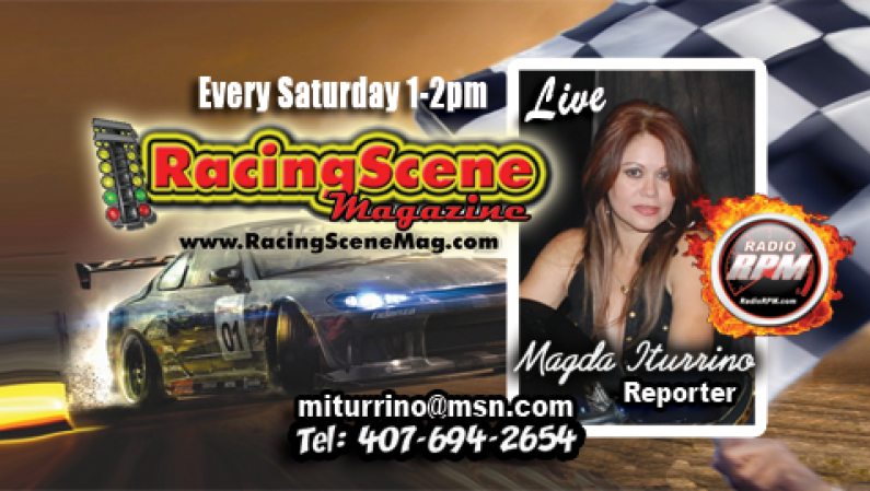 RadioRPM Live 1 – 2:30 PM  Sat 9/22 @ Stingray Dragstrip