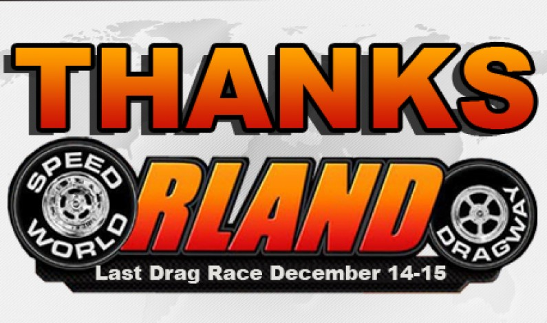 Dec 15 Final Event @ Orlando Speed World