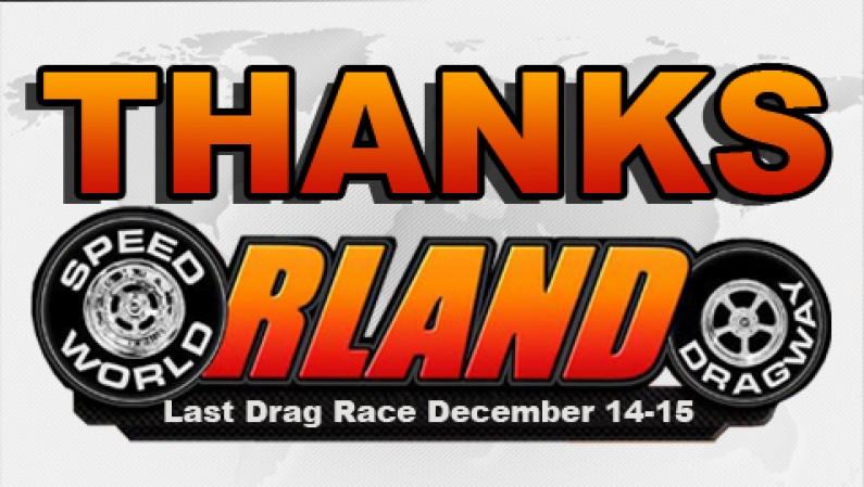 Dec 15 Final Event @ Orlando Speed World