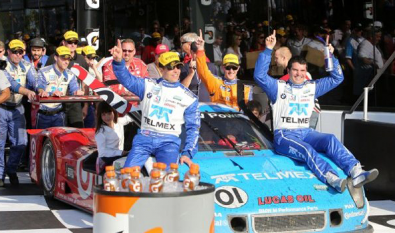 Chip Ganassi Racing Wins Rolex 24