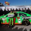 Danica Patrick First Female Pole Winner In NASCAR