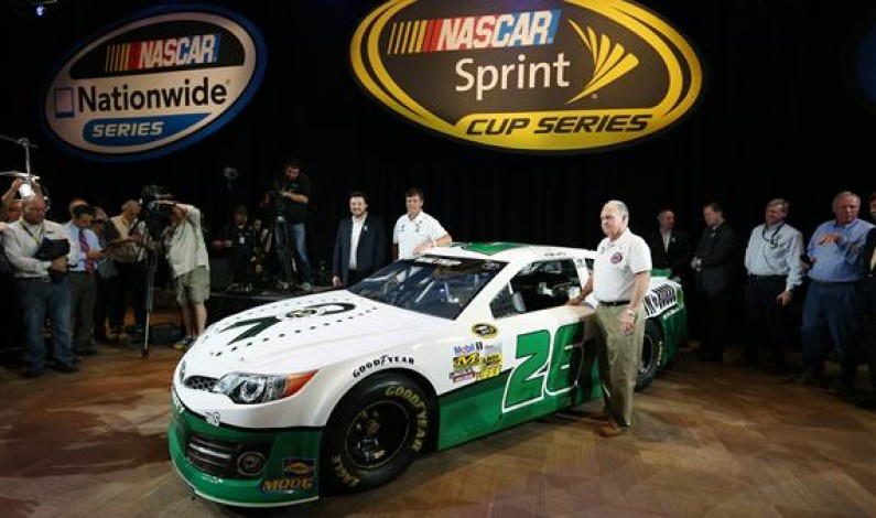NASCAR's new Gen 6 car
