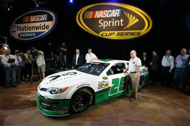 NASCAR's new Gen 6 car