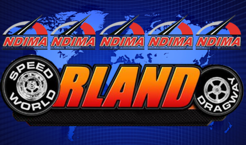 Orlando Speed World, to be NDIMA's New Home Track