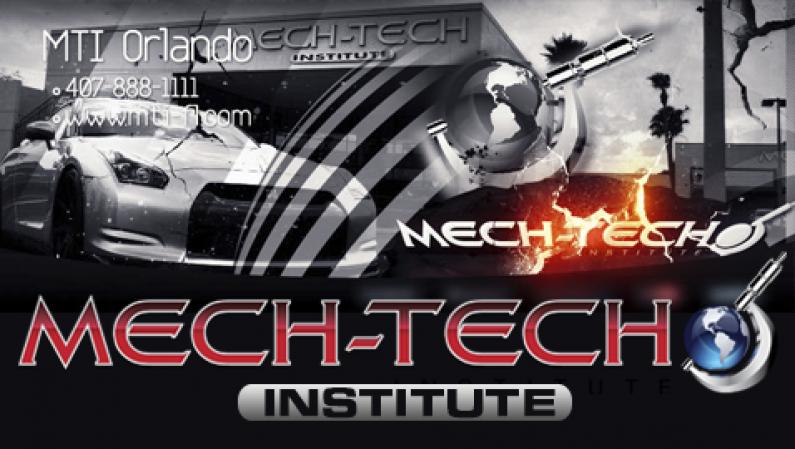 April 6 Mech-Tech Institute Open House