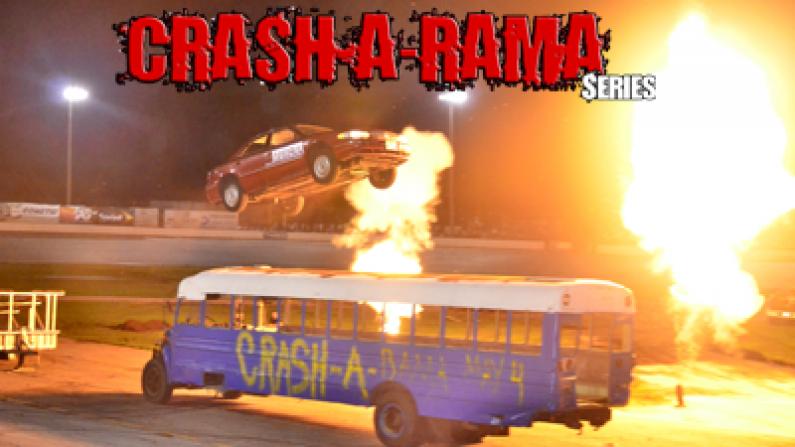 CRASH~A~RAMA @ Orlando SpeedWorld Oval 05/04/13