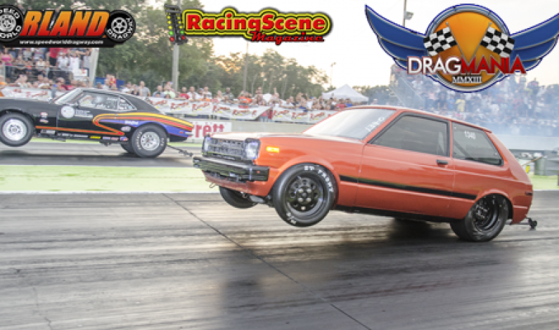 July 27-28 DRAGMANIA @ Orlando Speed World