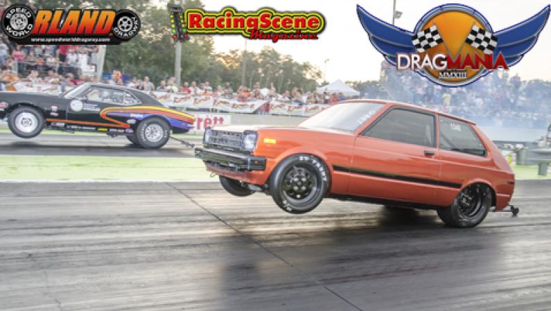 July 27-28 DRAGMANIA @ Orlando Speed World