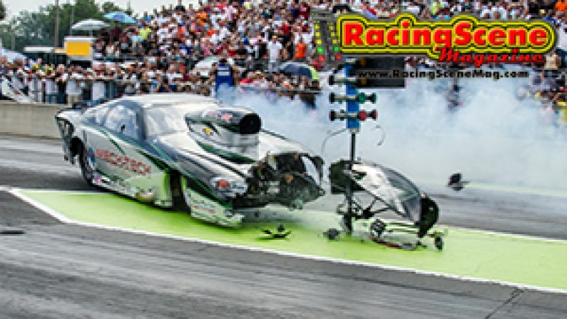 MTR- R's Isaias Rojas crash @ Orlando Speed World