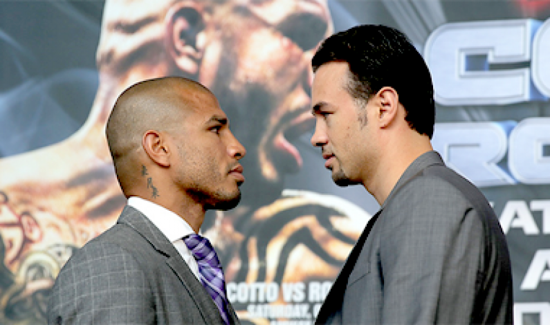 Miguel Cotto vs. Delvin Rodriguez Sat, October 05, 2013
