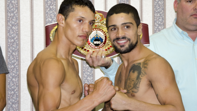 Wilfredo Vazquez Jr. vs. Guillermo Avila Fri Sep 20 2013