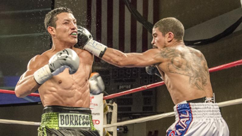 Wilfredo Vazquez Jr. Beats Guillermo Avila