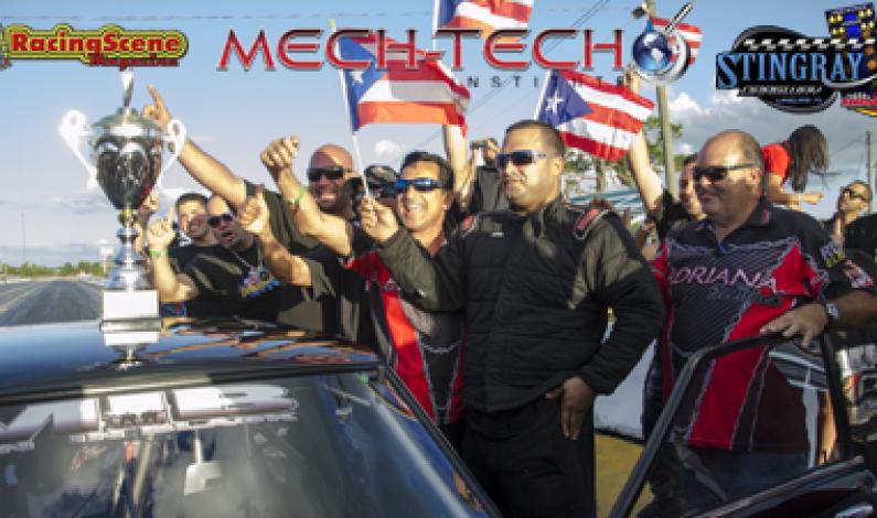 Arecibo Wins @ Stingray Dragway PR Vs. US 09/29/13