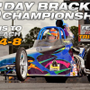 Palm Beach 5 Day Bracket Championship, Nov 4 to 8, 2013