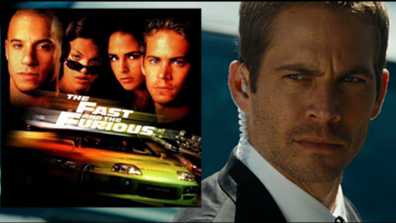 Actor Paul Walker of 'Fast and Furious' dies in car crash