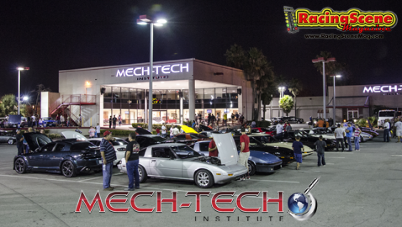 1st Rotary Invasion Night @ MECH-TECH Institute
