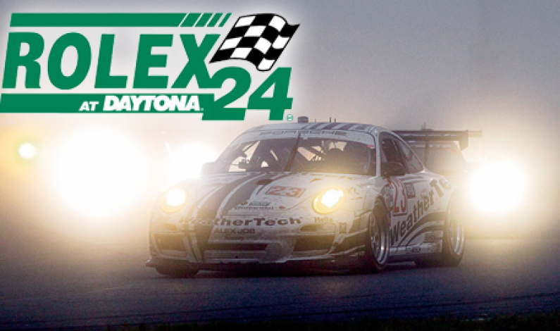 ROLEX 24 AT DAYTONA January 25 – 26, 2014
