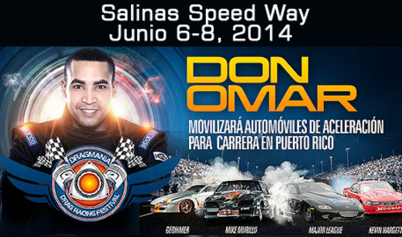 Dragmania @ Salinas Speed Way June 6-8, 2014