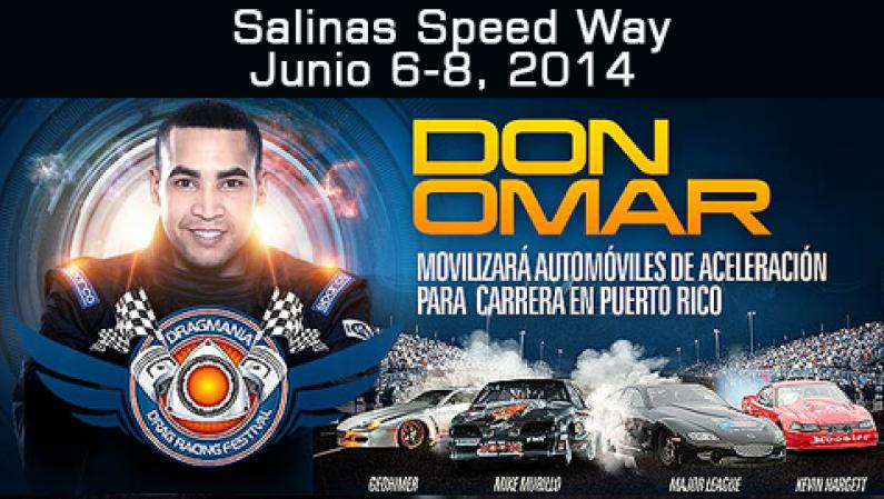 Dragmania @ Salinas Speed Way June 6-8, 2014