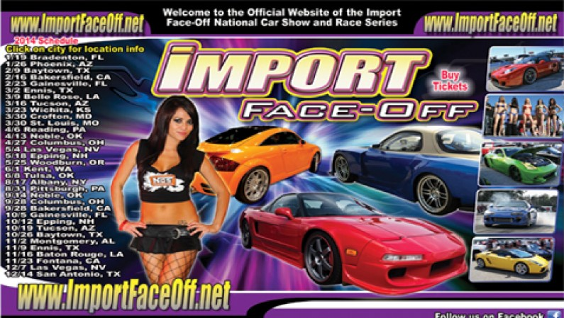 Import Face-Off @ Bradenton 01/19/14