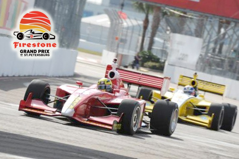 Firestone Grand Prix Of St. Petersburg March 30 4:00PM on ABC