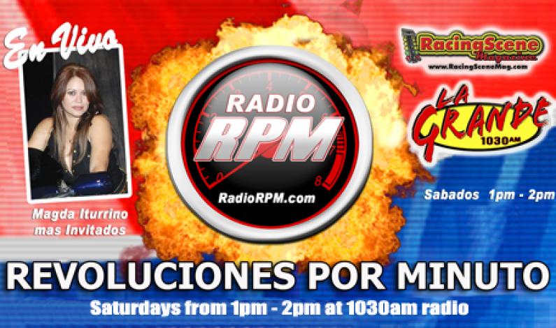 RadioRPM 2/8/14 Live from Mech-Tech Institute Garage