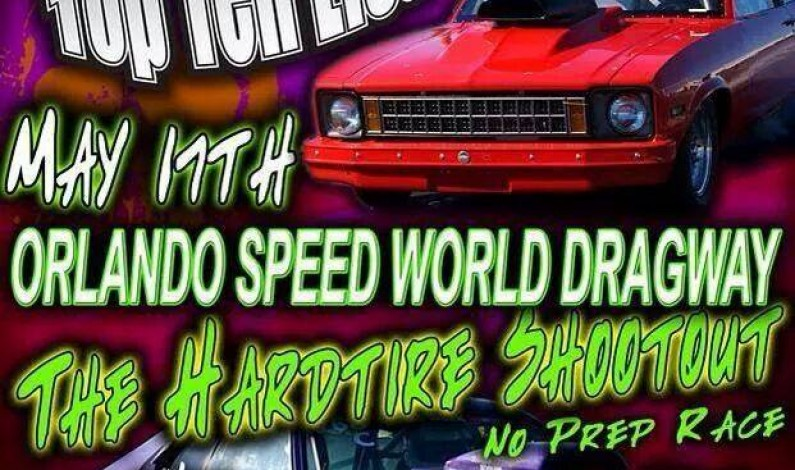 Florida Street Outlaws @ Orlando Speed World Dragway Saturday May 17th, 2014