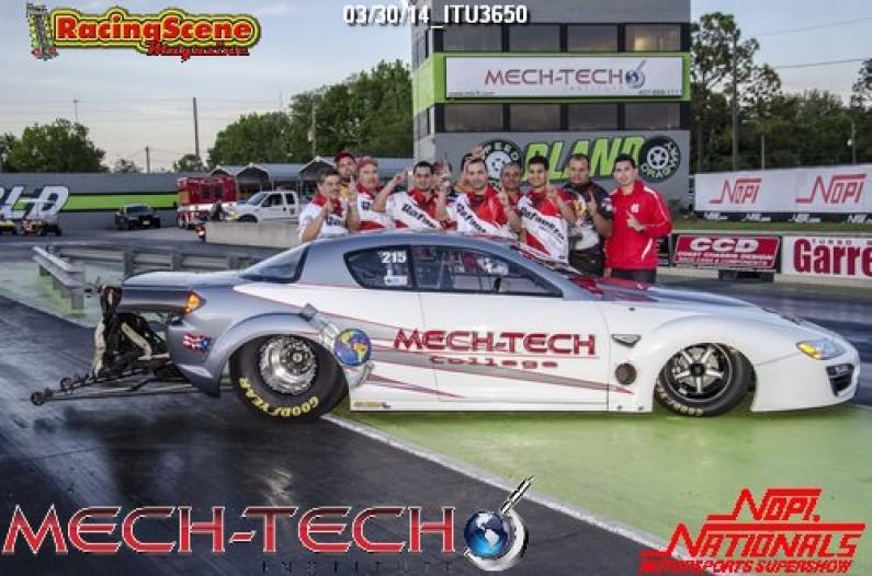 Mech-Tech Rafaelito Racing team Wins Quick 16NOPI Supernationals @ OSW