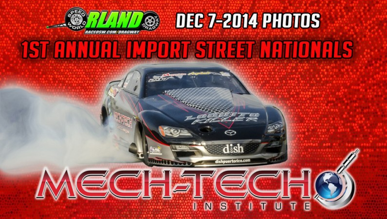 1st Annual Import Street Nat, Dec 6-7 @ OSW Photos
