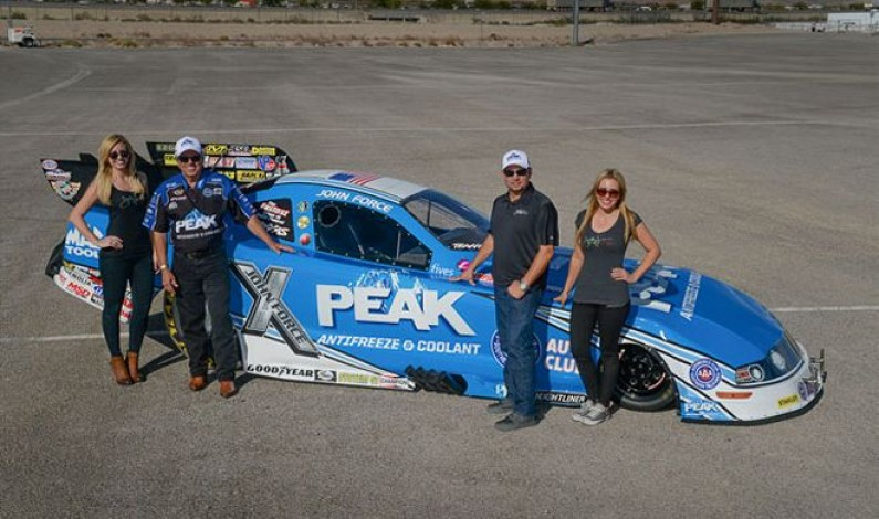 After nearly 20 years away, John Force Racing returns to Chevrolet/GM in 2015