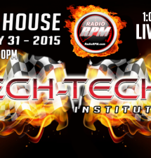 Mech-Tech Institute Open House Live @ RadioRpm 01/31/15