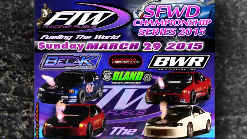 SFWD Championship Series @ OSW 03-29-15
