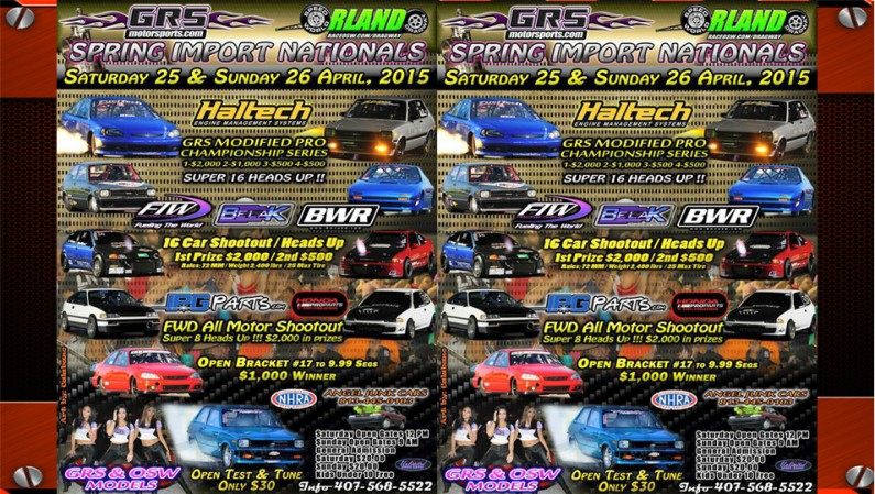 Spring Import Nationals @ OSW 04-25-26-15