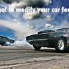 EPA… it is illegal to modify your car for racing!