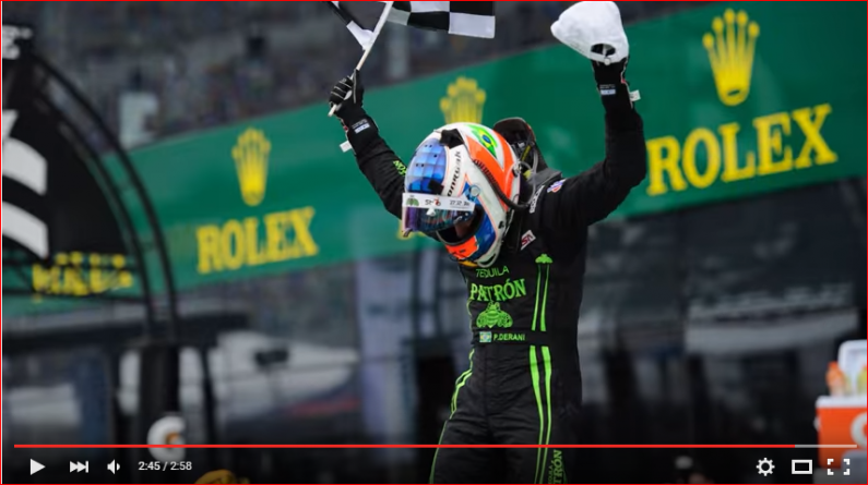 Rolex 24 in Photographs Video