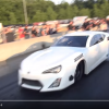 EKanooRacing's Pro Import GT86 NEW USA 1/4 RECORD 5.891@241MPH