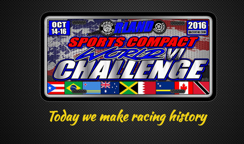 WORLD SPORTS COMPACT CHALLENGE VI OCT 14-16-2016