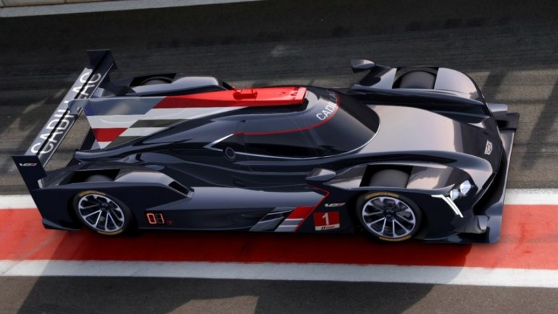 New Cadillac's Sport Car Prototype for IMSA Championship