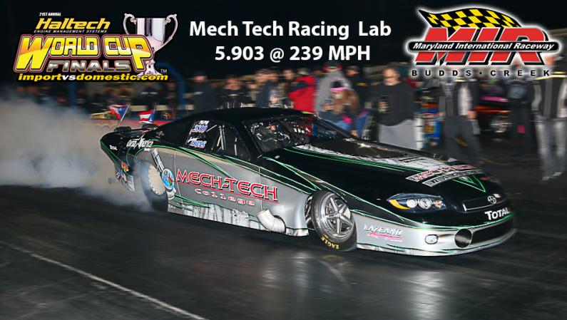 Mech Tech Racing Lab – 5.903 @ 239 MPH